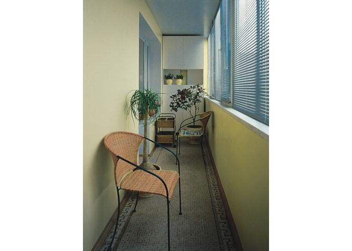 Фото фото балконов . балконы домодедово, видное. утепление, .